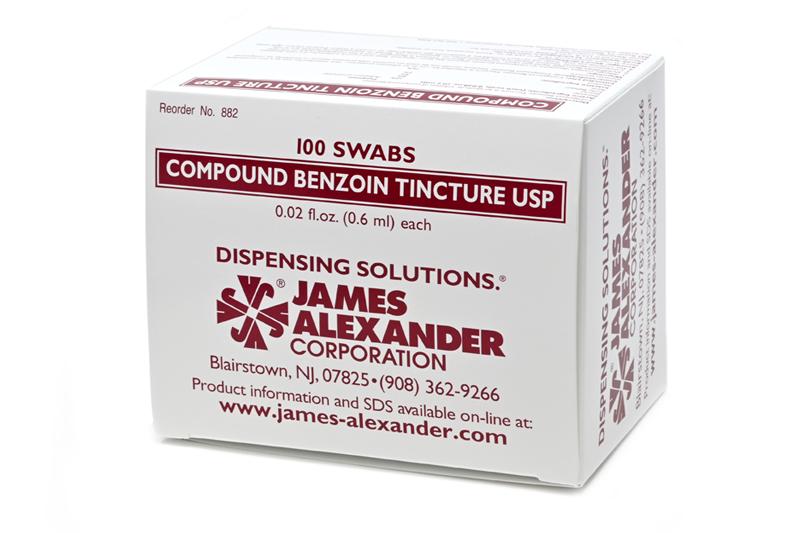 Compound Benzoin Tincture USP
